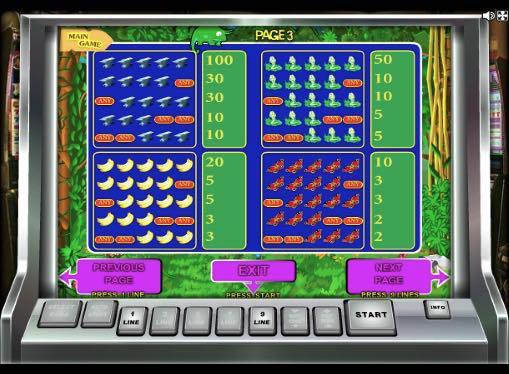 Игровой автомат Crazy Monkey на реальные деньги