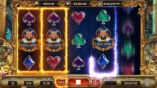 Игровые автоматы на деньги - Empire Fortune