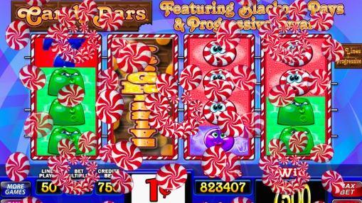 Игровые автоматы играть на реальные деньги - Candy Bars