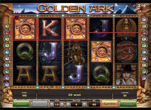 Игровые автоматы играть на реальные деньги - Golden Ark