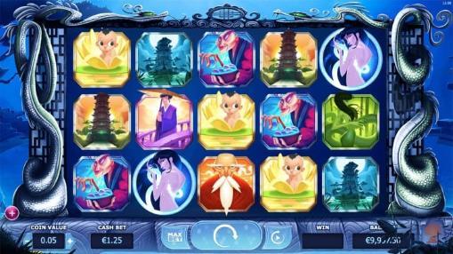 Игровые автоматы на деньги - Legend of the White Snake Lady