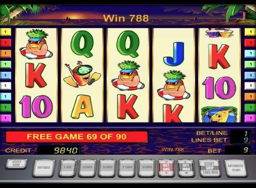 Игровой автомат Bananas Go Bahamas на деньги