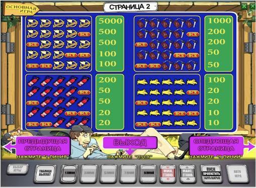 Онлайн игровой автомат Garage на реальные деньги