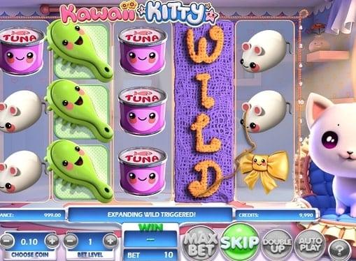 Онлайн игровые автоматы на реальные деньги - Kawaii Kitty