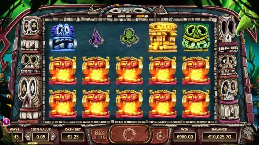 Игровой автомат Big Blox играть на реальные деньги
