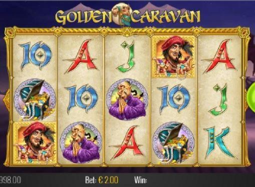 Игровые автоматы Sails of Gold и Golden Caravan на деньги